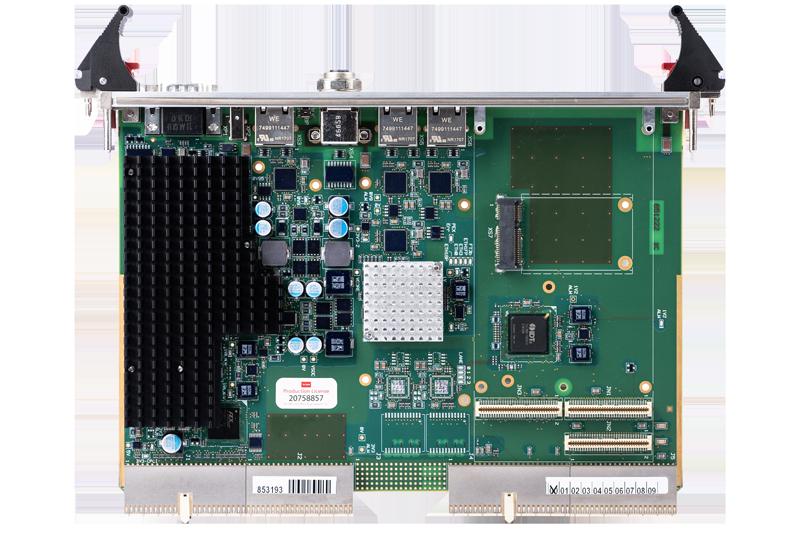 Cartes CPU pour environnement contraint